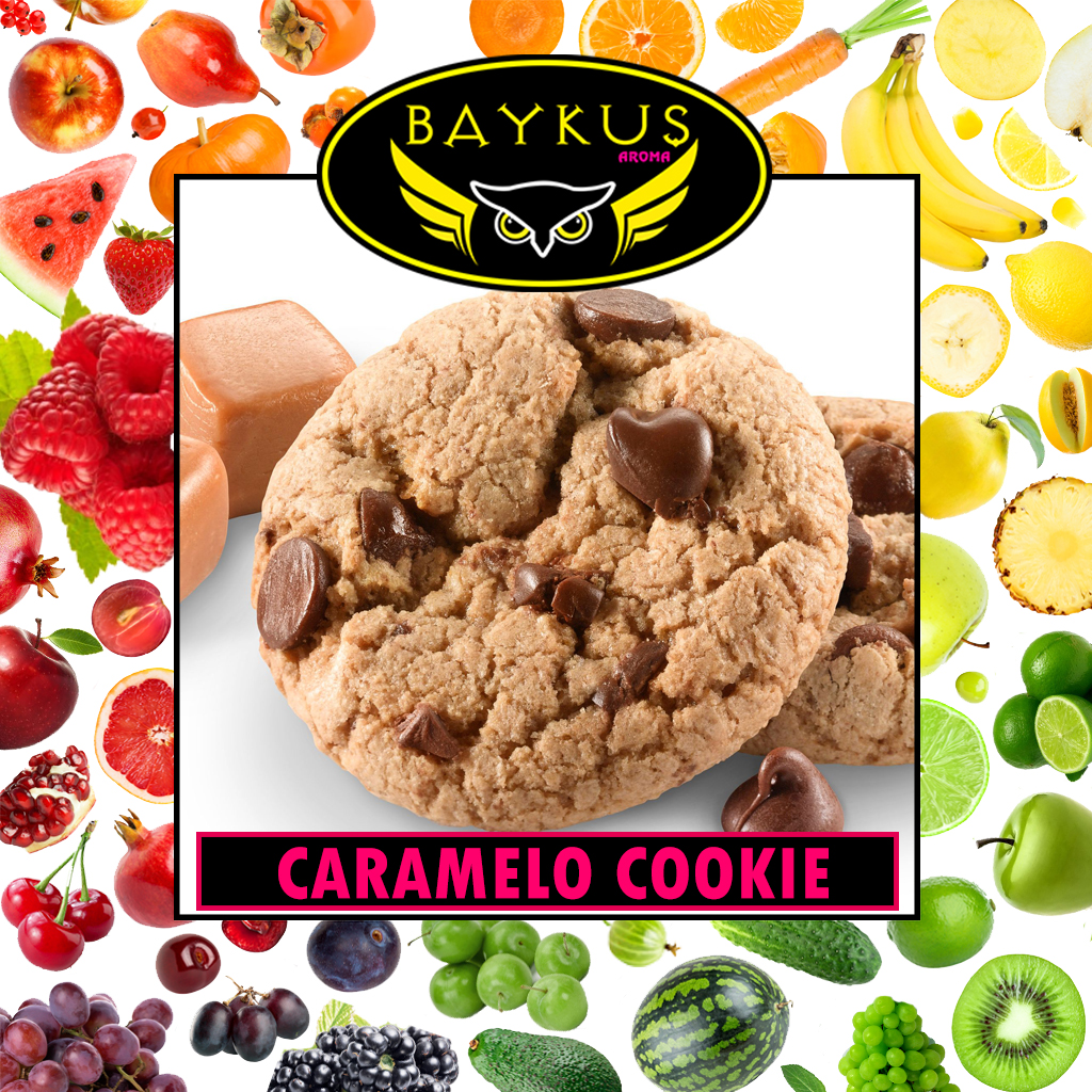 CARAMELO COOKIE (30ML)