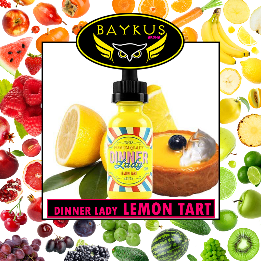 DL LEMON TART (30ML)