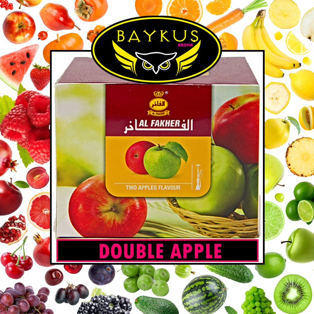 DOUBLE APPLE (30ML)