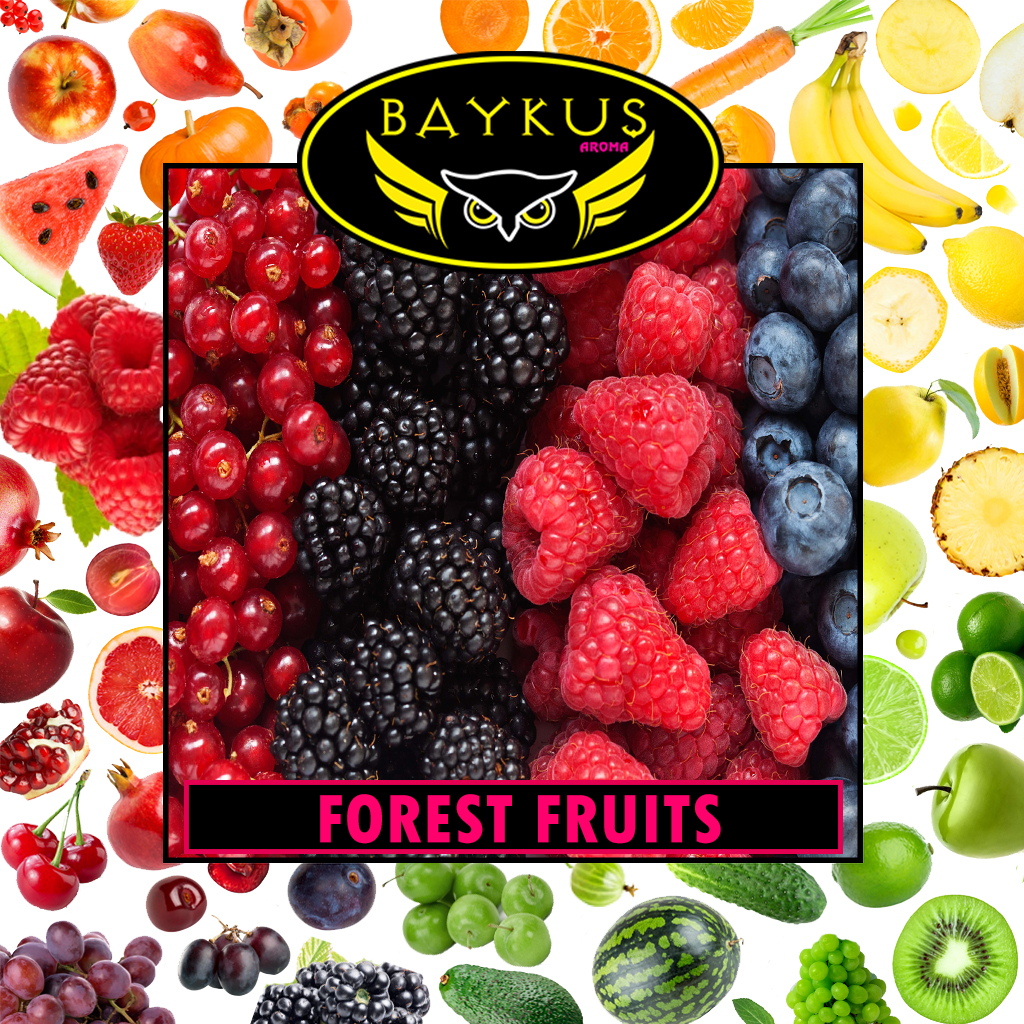 FOREST FRUITS (30ML)