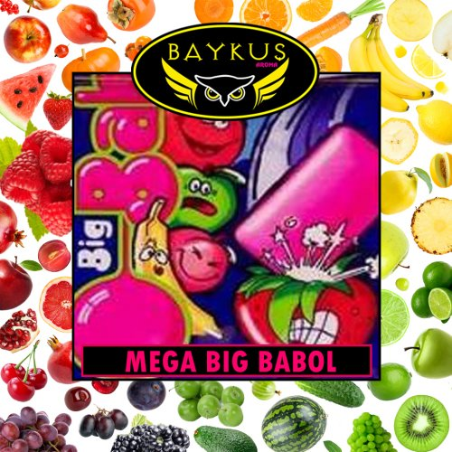 MEGA BIG BABOL (30ML)