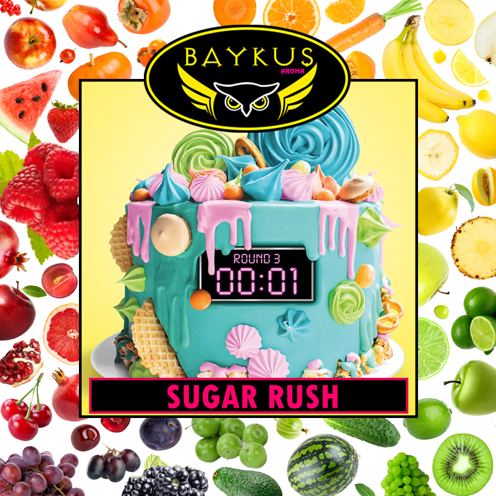 SUGAR RUSH (30ML)